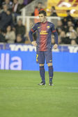 David Villa during Spanish League match — Stockfoto