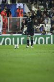 Vicente Guaita during UEFA Champions League match — Stock Photo