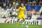 Filipenko during UEFA Champions League match — Stock Photo