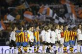 Valencia Supporters — Stock Photo