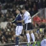 Cristiano Ronaldo and Ricardo Costa — Stock Photo #52730293