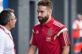 National Spain football player Dani Carvajal — Stock Photo