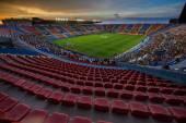 Estadio Ciutat de Valencia — Stock Photo