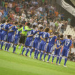 Постер, плакат: Chelsea Team on the field