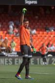 Diego Alves during the game — Stock Photo
