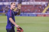 Ter Stegen of Barcelona — Photo
