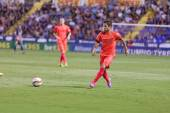 Jordi Alba of Barcelona in action — Photo