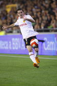 Valencia CF vs Sevilla — Stock Photo