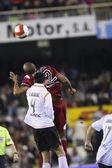 Valencia CF vs Sevilla — Stock Photo