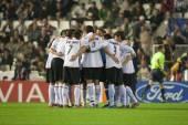 UEFA Champions League  match — Stock Photo