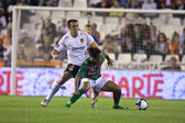 Marchena (B) in action — Stock Photo