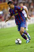 Pedro Rodriguez in action — Stock Photo
