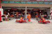 Grand Prix of Europe in Valencia Street Circuit — Foto de Stock