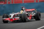 Formula 1 Grand Prix of Europe — Foto de Stock