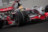 Formula 1 Grand Prix of Europe — Stock Photo