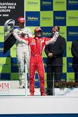 Felipe Massa at Formula One World Championship — Stock Photo