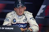 Kubica at Formula One World Championship — Stock Photo