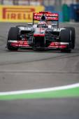 Jenson Button — Stockfoto