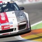 Постер, плакат: Porsche Mobil 1 Supercup GP Europa