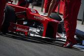 Fernando Alonso  Car detail — Stock Photo