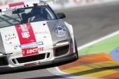 Porsche Mobil 1 Supercup GP Europa — Zdjęcie stockowe