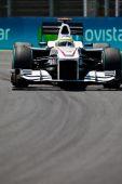 De la Rosa during  European Grand Prix Formula 1 — Stock Photo