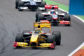 European Grand Prix Formula 1 — Stockfoto