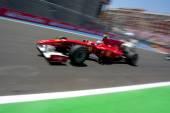 Alonso during European Grand Prix Formula 1 — Stockfoto