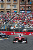 European Grand Prix Formula 1 — Stock Photo