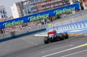 Formula 1 European Grand Prix  Qualifying session — Stock Photo