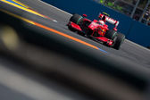 Formula 1 European Grand Prix  Qualifying session — Foto de Stock
