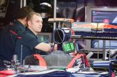 Qualifying  round FIA Formula One World Championship — Stockfoto
