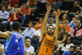 Pau Ribas in action — Stock Photo