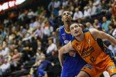Serhiy Lishchuk (12) in action — Foto Stock