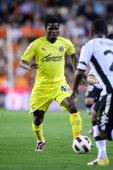 Wakaso Mubarak in action — Stock Photo