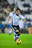 Ever Maximiliano Banega during the game — Stock Photo