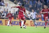 Gonzalo Castro during the game — Foto de Stock