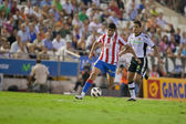 Diego Costa in action — Stock Photo