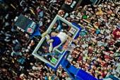 Crazy Jumpers Show — Foto de Stock