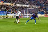 Andre Gomes in action — Foto Stock