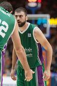 Kostas Vasileiadis during the game — Foto Stock