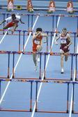 Liu Xiang of China during 12th IAAF World Indoor Championships — Stock Photo