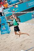 European Beach Volleyball Championship — Stock Photo