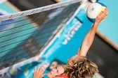 Campeonato de voleibol de playa Europea — Foto de Stock