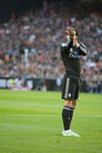Bale during Spanish League match — Stock Photo