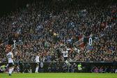 Mestalla Stadium during match — Foto de Stock