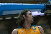 Kresimir Loncar during the game — Stock Photo