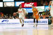 Campazzo in action — Stock Photo