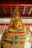 Old Buddhist temple in Thailand — Stock Photo