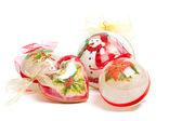 Christmas balls — Photo